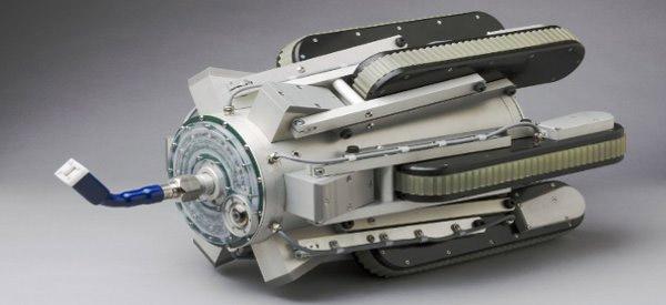 Le robot de nettoyage des conduits d a ration zonetronik for Robot de nettoyage