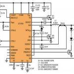 Driver de LED abaisseur synchrone 60 V de forte intensité