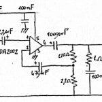 Amplificateur 10W avec TDA2002