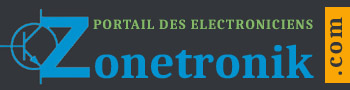 Montage électronique, schéma électronique