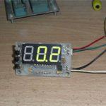 Construire un ampèremètre numérique