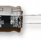 Les deux types de formes de condensateurs les plus connus