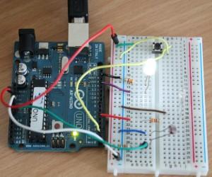Une expérience avec LDR et Arduino