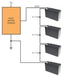 Équilibrer les batteries au plomb