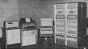 Le calculateur analogique ELWAT