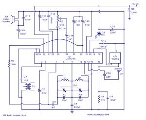 FM-radio-reveiver-circuit