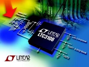 convertisseur élévateur, très faible tension d'entrée 20 mV, pour les applications récupératrices d'énergie
