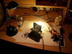 convertisseur pour ampoule fluorescente 20 w. Black Bedroom Furniture Sets. Home Design Ideas