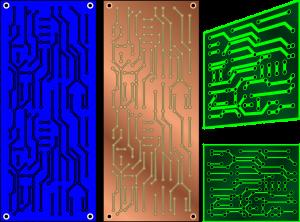 Comment fabriquer ses circuits imprimés