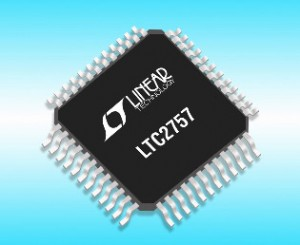 LTC2757 Circuit