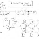 Un diviseur par 1000 à 2.4 Ghz