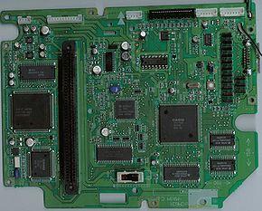 Circuit imprimé complexe
