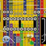 Émetteur et récepteur, qui servent à fermer un circuit à distance