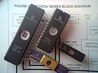 Divers microcontrôleurs PIC