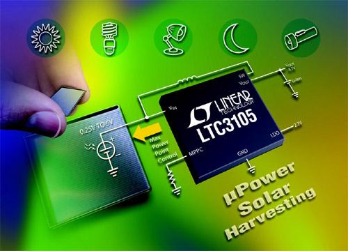 convertisseur DC/DC élévateur, faible tension, avec contrôle du point de puissance maximum