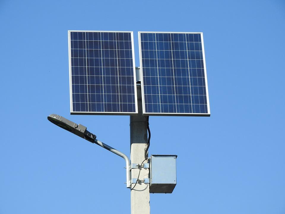 Batterie-solaire