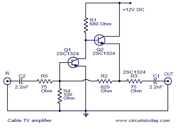 cable-tv-amplifier