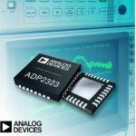 Le régulateur ADP2323 d'Analog Devices