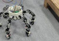 Asterisk – Robot Insecte Omni-directionnel
