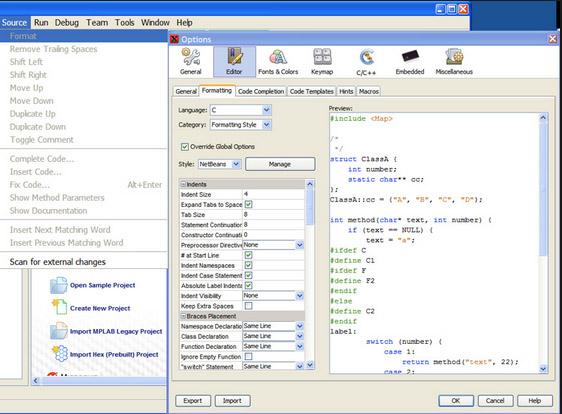 logiciel mplab