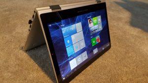 Les tablettes hybrides s'invitent dans les entreprises