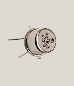 Le transistor 2N3553 pour vos applications VHF