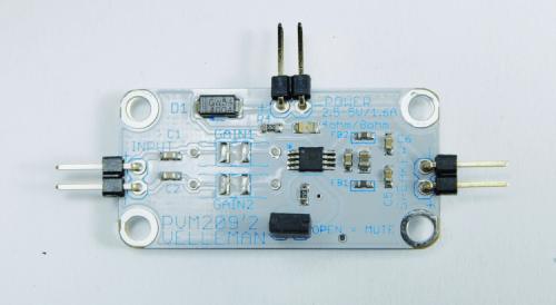 Amplificateur audio 2,8 W, classe D